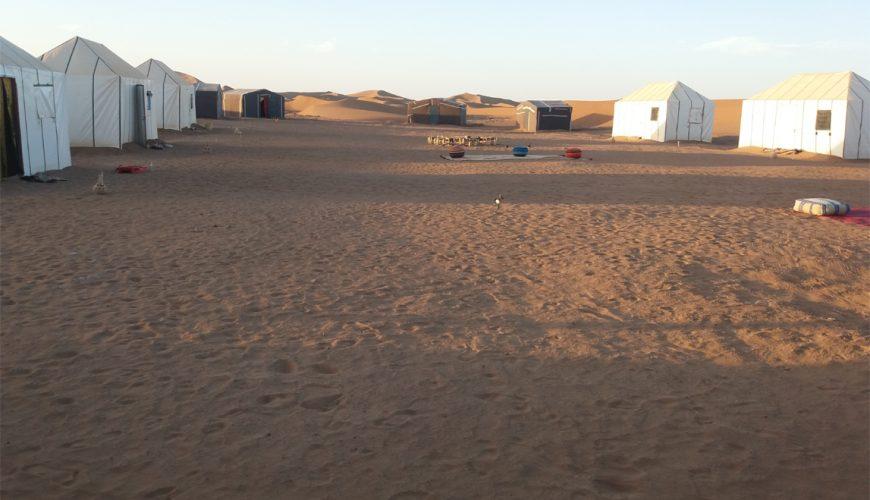 3 Days Ouarzazate Desert Tour To Erg Chigaga Dunes