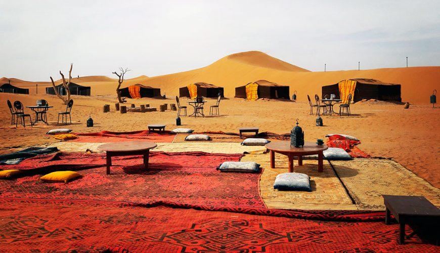 4 Days Ouarzazate Desert Tour To Erg Chebbi Dunes