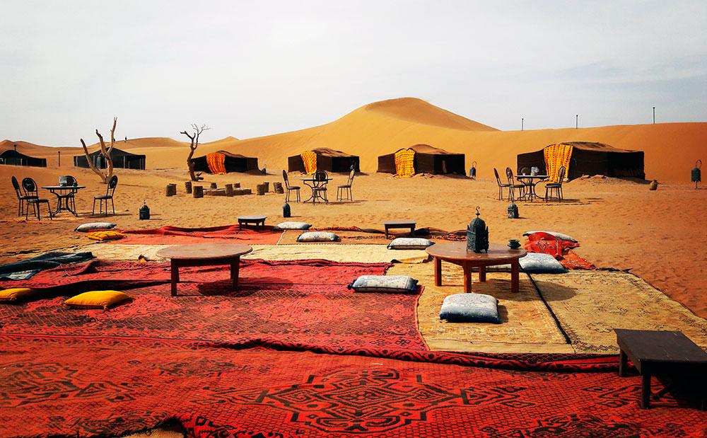 Day 1: From Ouarzazate To Erg Chebbi Dunes Merzouga