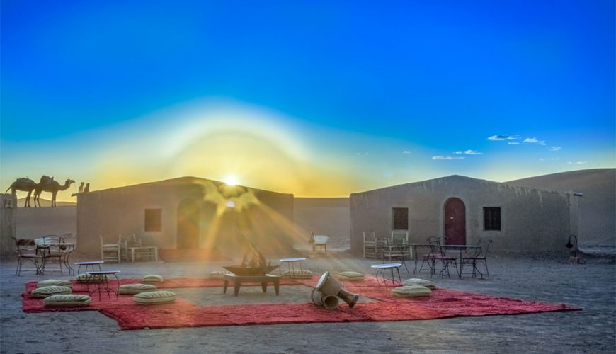5 Days Ouarzazate Desert Tour To Erg Chigaga Dunes