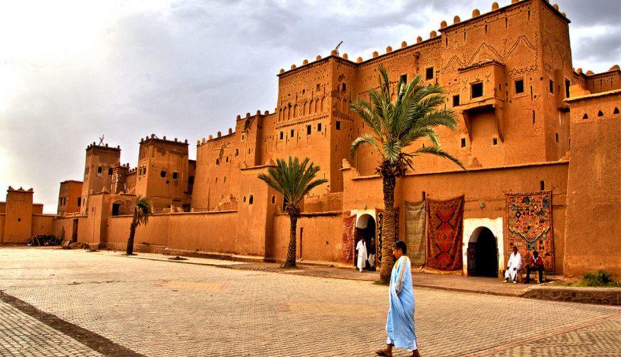 3 Days Agadir Desert Tour To Erg Chigaga Dunes