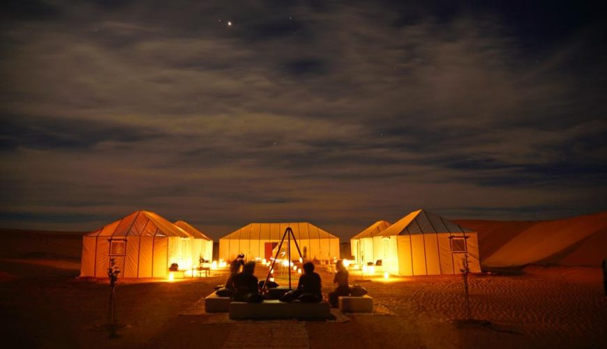 3 Days Luxury Desert Tour To Erg chebbi