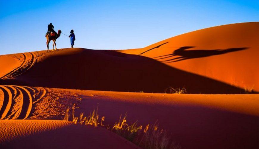 4 Days Agadir Desert Tour To Erg Chebbi Dunes