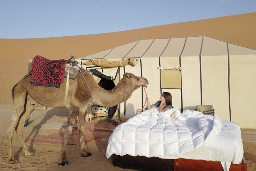 Day 2: From Zagor To Erg Chigaga Luxury Desert Camp