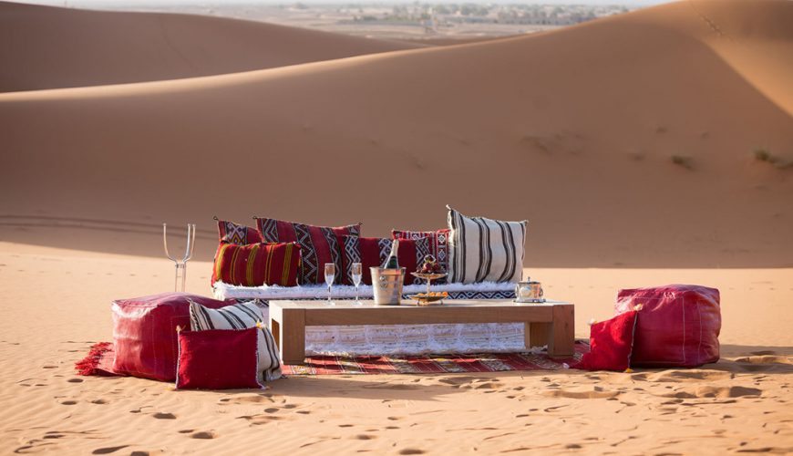 4 Days Luxury Desert Tour To Erg chebbi