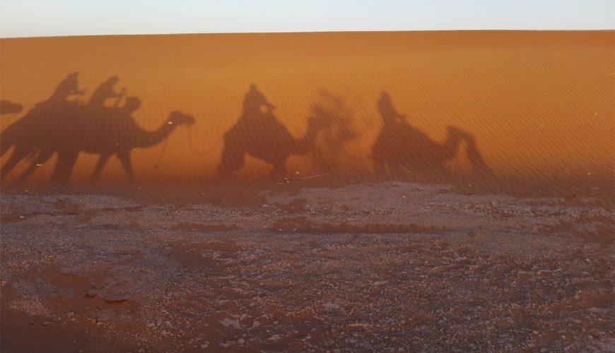 5 Days Agadir Desert Tour To Erg Chigaga Dunes