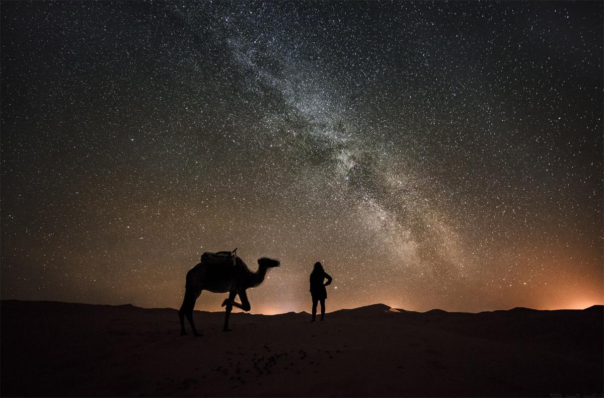 Day 3: From Erg Lihoudi M'hamid To Erg Chigaga Luxury Desert Camp