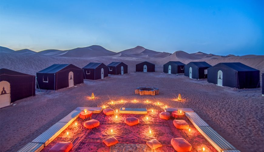 5 Days Luxury Desert Tour To Erg chebbi
