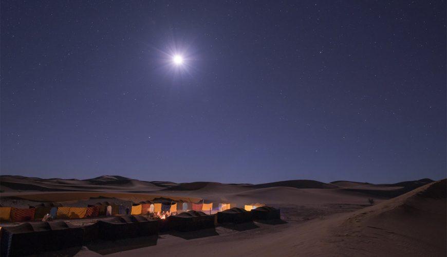 8 Days Marrakech Desert Tour To Erg Chigaga Dunes