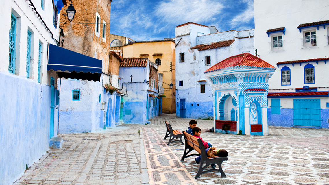Day 7: From Fez To Chefchaouen