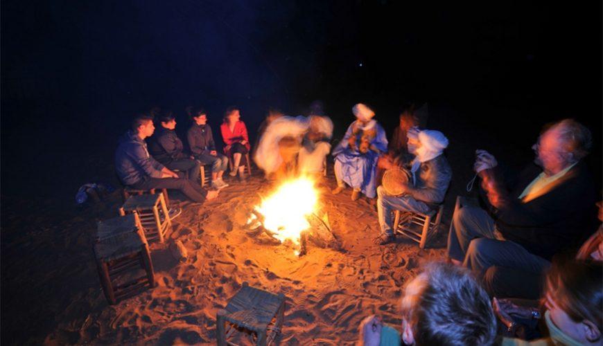 5 Days Marrakech Desert Tour To Erg Chebbi Dunes