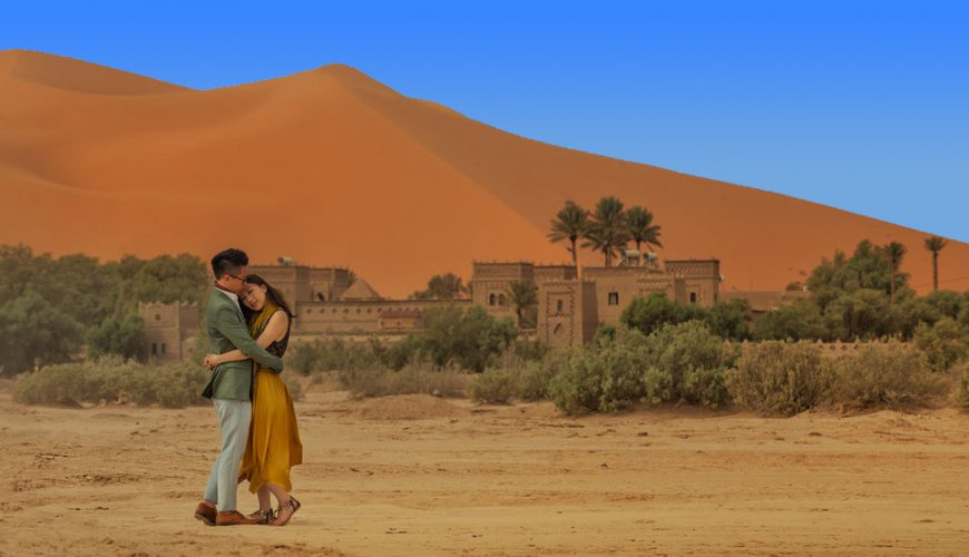 Luxurious Moroccan Honeymoon Desert Tour