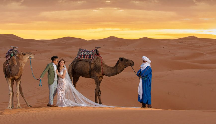 Luxurious Moroccan Wedding Desert Tour