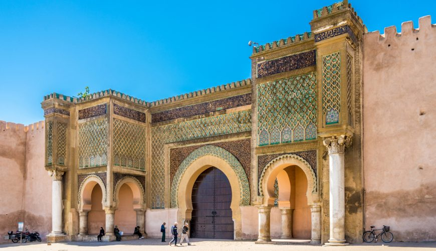 Meknes Day Trip And Excursion