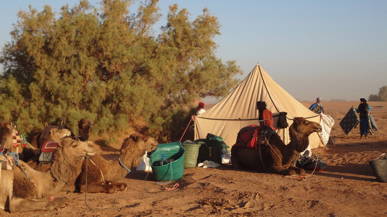 Day 3 : From the Camps to Erg Chigaga BY 4x4 Car