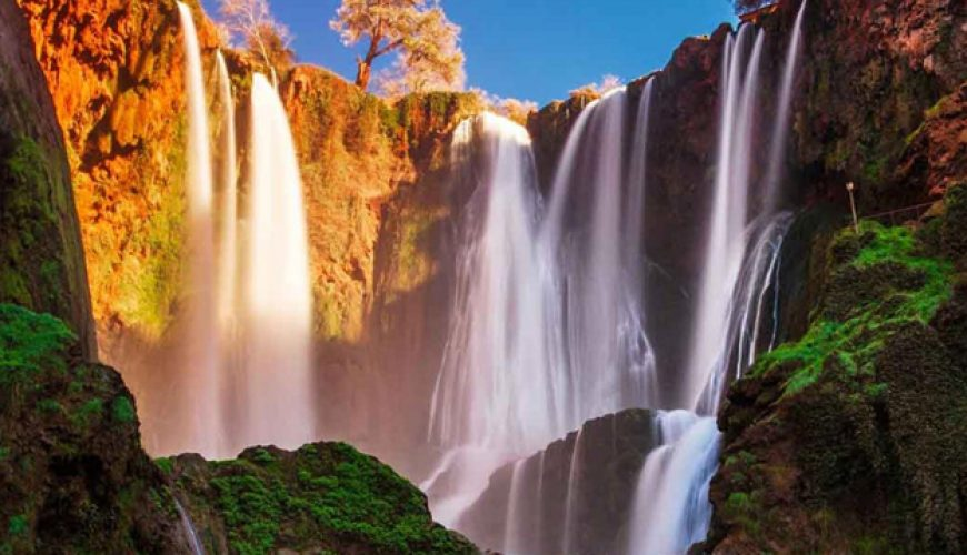 Ouzoud waterfalls tour