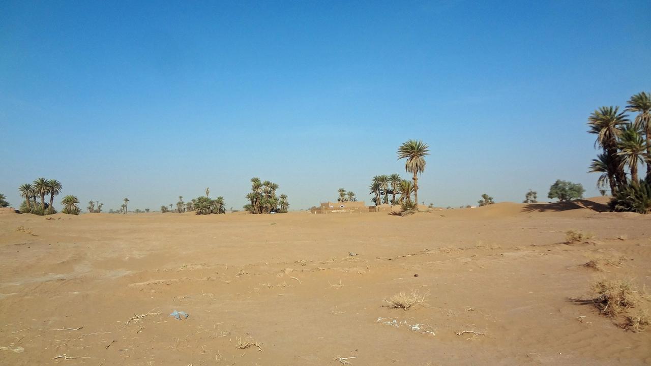 Day 2 : Lahnaniche To Sidi Naji