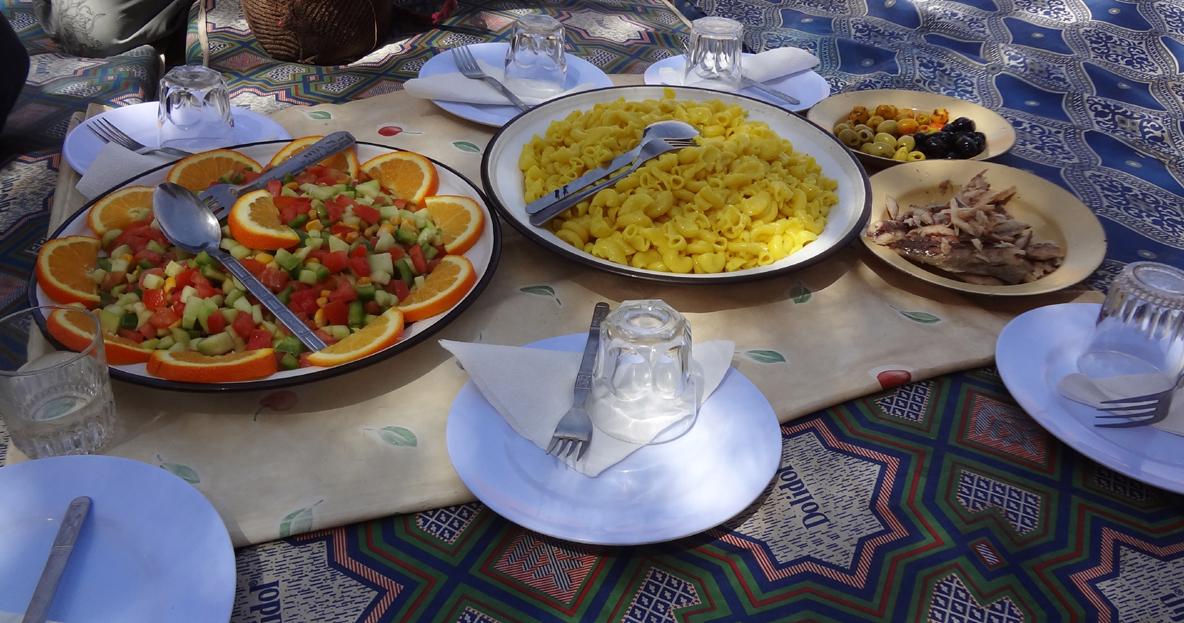 Day 3 : From Sidi Naji To Erg Zahar