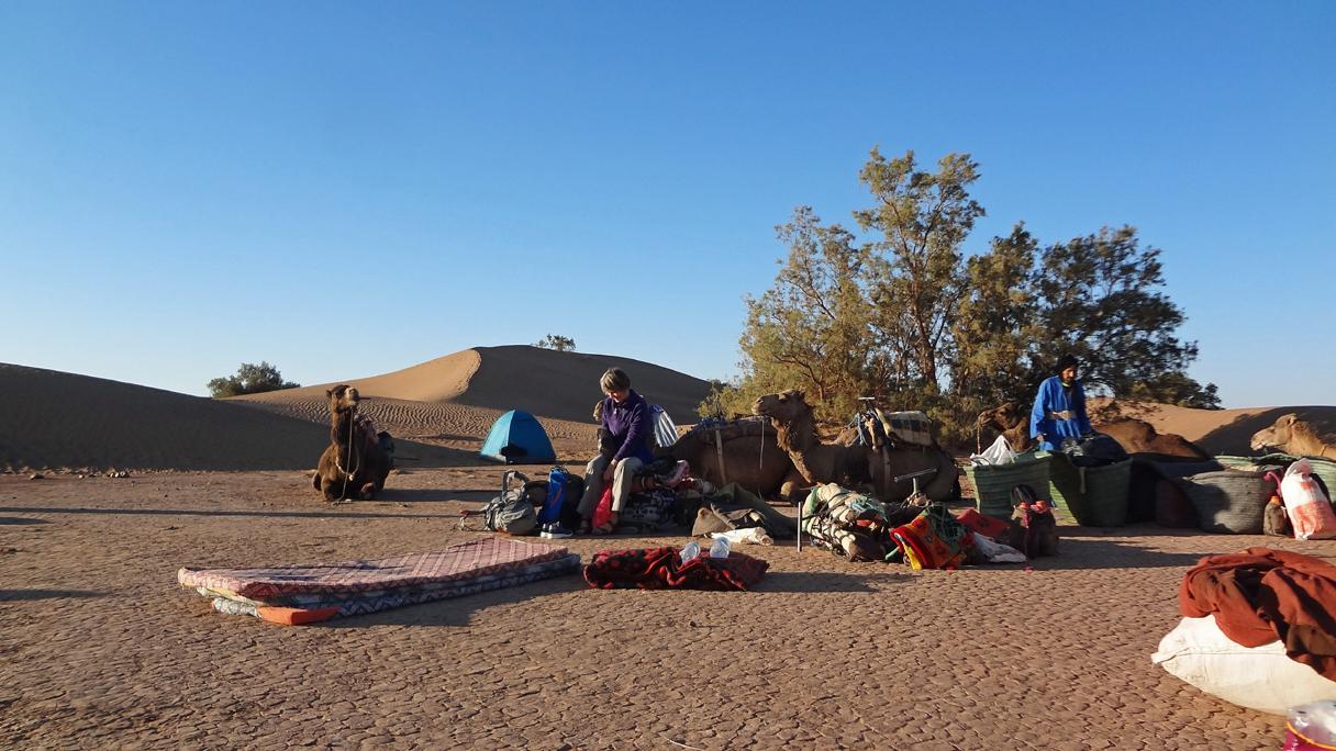 Day 5 : From Bougarn Dunes To Mezouaria Dunes