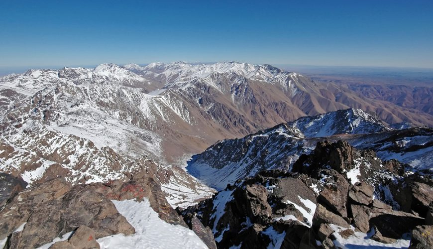 Toubkal Mountains tour