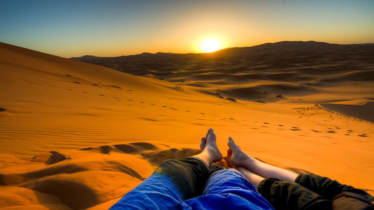 Day 3: From Erg Chigaga Dunes M'hamid To Ouarzazate