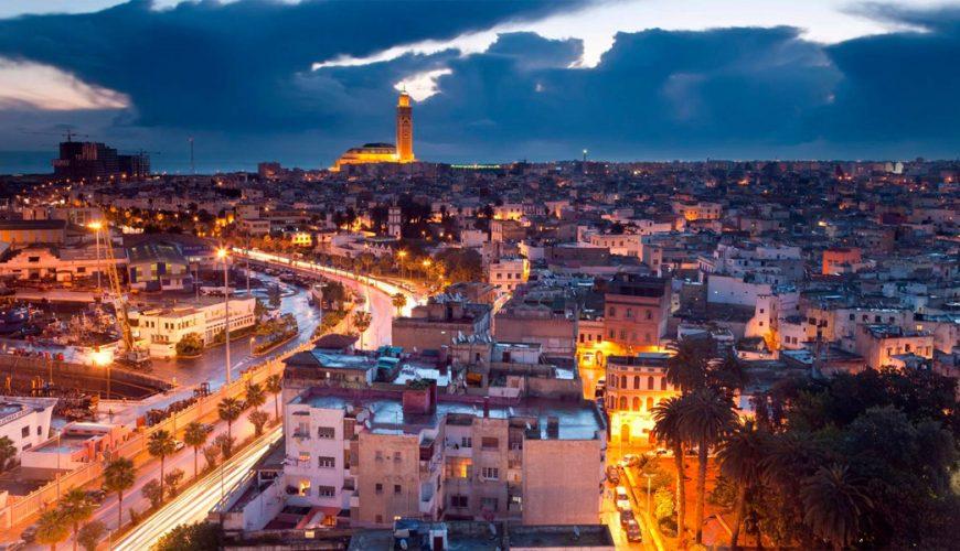 casablanca Tour city