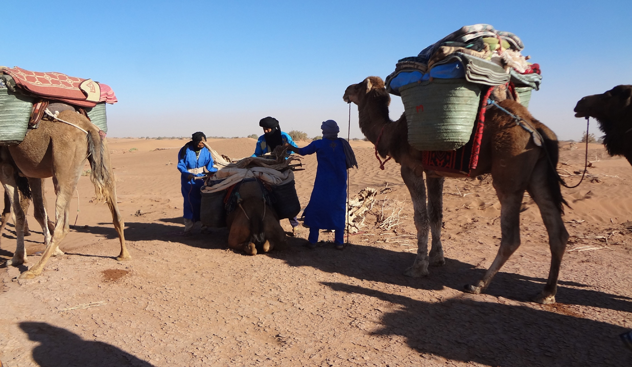 Day 3 : Going Back To Mhamid By 4*4 Car