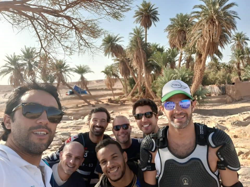 morocco desert KTM motorbike adventure tour