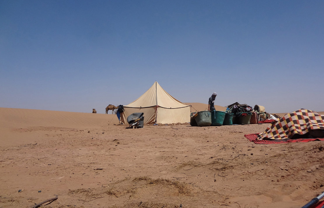 Day 7 : From Bougarne Dunes To Mhamid