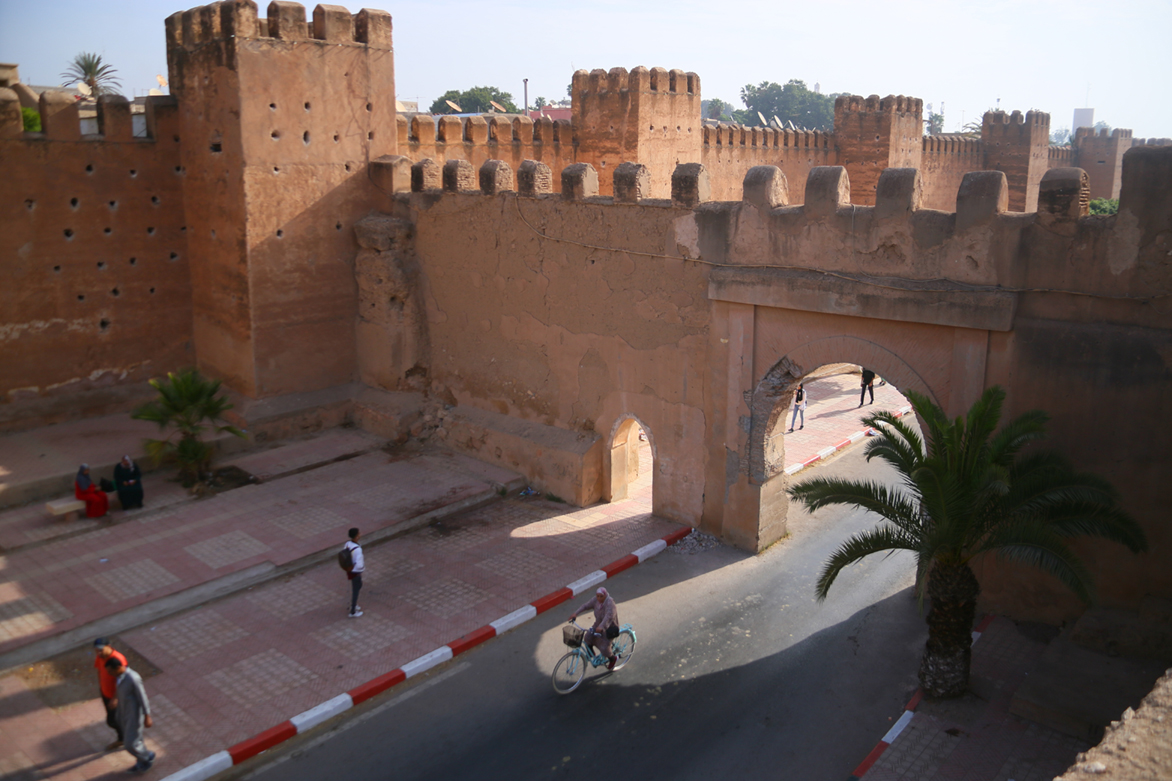 Day 1: From Essaouera To Taroudant