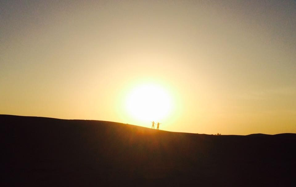 Day 2: From Dades - Todra gorge To Erg Chabbi Dunes Merzouga